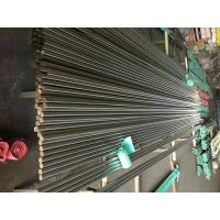 Quality Grade 201 304 316 Stainless Steel Round Bar Diameter 4 - 100mm Bright Polished SS Bar for sale