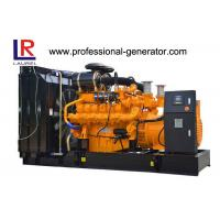 Quality 720kw 900kVA Diesel Natural Gas Electricity Generator 60Hz with 30% Diesel 70% Gas for sale
