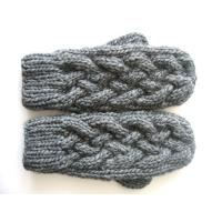 Buy Hand Knit Gloves, Crochet Mittens, Hiss Knitted Mittens at wholesale prices