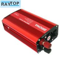 Quality Solar 800w Car Power Inverter Red Colour Auto Power Inverter With USB 5v 1A for sale