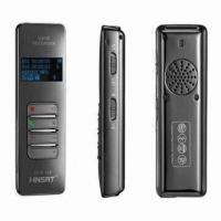 Quality New Arrival Bluetooth New Voice Recorders for Gift with 4GB Memory Capacity for sale