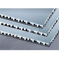 Buy cheap Aluminum Roofing Panels 6mm, 10mm, 15mm, 20mm, 25mm Honeycomb Metal Core Light Weight product