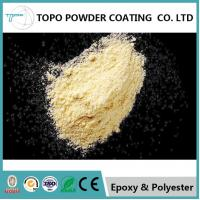 China Electronic Components PU Powder Coating, Moire RAL 1003 Beige Powder Coat on sale