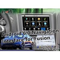 All-in-one Android Auto Interface for Ford Edge Network Mirrorlink by USB or WIFI Steering wheel Control