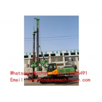 China INFRASTRUCTURE CONSTRUCTION BORED HYDRAULIC DRILLING RIG PILING MACHINE on sale