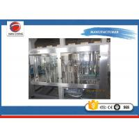 China 2000bph Plastic Bottle Pure Water Rinsing Filling Capping Machine on sale