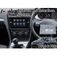 Quality Android Car Video Interface for 2017-2019 Volkswagen Golf Tsi Estate for sale