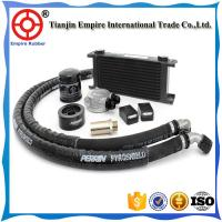 Quality NEW SYPE CORRUGATED FLEXIBLE HIGH PRESSURE TRANSMISSION OIL COOLING HOSE for sale