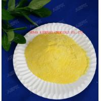 Quality Al2O3 Light Yellow Poly Aluminium Chloride In Water Treatment Solid State for sale