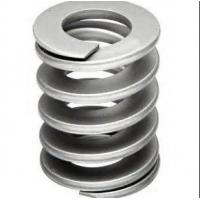 Quality Hot Rolled Coil Heavy Duty Compression Springs With Standard Tension for sale