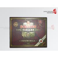 Buy cheap Logo Embossing Gift Packaging Boxes from wholesalers