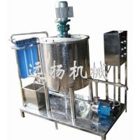 Quality body lotion making machine-Type B tube type emulsification equipment for sale