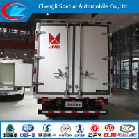 Buy cheap Jmc 1-3 Ton Mini Refrigerator Truck from wholesalers