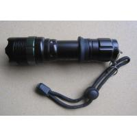 Quality High Performance Cree LED Flashlight , Rechargeable Led Flashlight Torch for sale