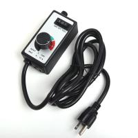 Buy Control Light Switch Router Variable Speed Controller Electric Motor AC Control Rheostat15A at wholesale prices