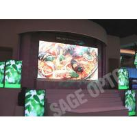 Quality Exhibition P3 Full Color Led Display Video Wall , Hd Led Screen Fixed Installation for sale