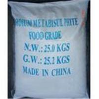 Buy cheap Sodium Metabisulphite 64% product