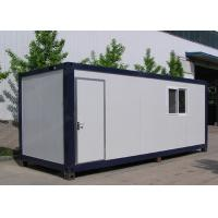 Quality 20FT Container Flat Pack Home Prefab House ANT FP1501 for sale