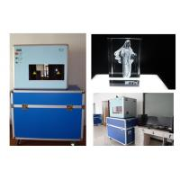 Buy cheap 3D Subsurface Laser Engraving Machine 2 Years Guaranty gGood Supplier in China from wholesalers