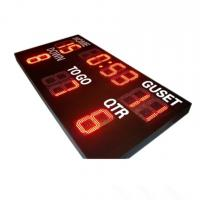 China Outdoor Electronic Led Scoreboard For American Football 1000mm*2200mm*100mm on sale