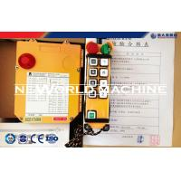 Quality F24-8S radio crane controller,Industrial remote control radio remote control,Industrial ra for sale