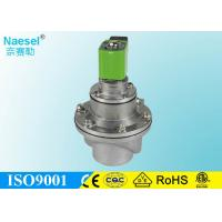 China DC 24 Volt Pulse Solenoid Valve NBR Seal For Dust Collector Air Cleaner on sale