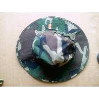 Quality Outdoor Tactical Army Military Hats Camo Boonie Hat Wide Brim Sample Available for sale