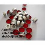 Quality ptfe/silicone septa septum rubber septa 11mm septa for sale