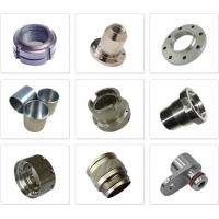 China Nickle coating / Electrolytic polishing Precision Turned Parts, Steel CNC Machined on sale