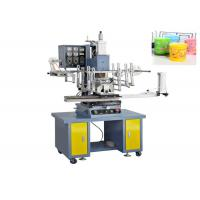 Quality Plastic Garbage Sanitary Barrels Inkjet Heat Transfer Machine With Gravure Printing Plate for sale