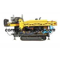 Quality Fully Hydraulic Core Drilling Rig Crawler Mounted Geological Exploration for sale