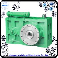 China 800 - 100000N Torque Cylindrical Gear Reducer With Electric Motor For Engineering Machinery on sale