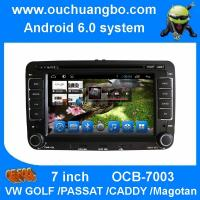 Buy cheap Ouchuangbo 7 inch car multimedia dvd for VW PASSAT CADDY Magotan with android 6.0 gps radio bluetooth iPhone product