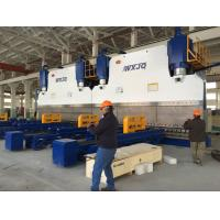 Quality 14 Meters Workpiece CNC Press Brake Machine 400 Ton 7 M With Throat 950mm for sale