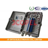 China FTTH Wall Mounted Fiber Optic Distribution Frame ODF Unit Box Fiber To The Home on sale