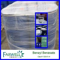 Buy Farwell BP Grade Benzyl Benzoate 99% min at wholesale prices