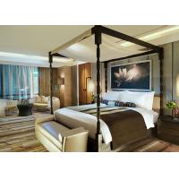 Buy cheap High End Hotel Bedroom Furniture Lobby / Conference Center / Lounge Furniture product