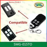 Buy cheap SMG-015TO Compatible Garage Door Rolling Code Bennica 433MHz Wireless Remote from wholesalers