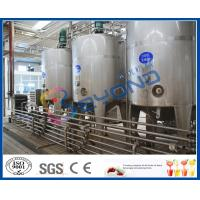 China ISO CE SGS Uht Milk Processing Plant With 250ml Aseptic Pouch Filling Machine on sale
