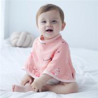 Buy Baby Personalized Burp Cloths / Terry Cloth Bibs For Toddlers Soft Feeling at wholesale prices