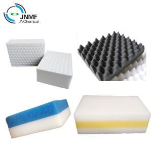 Quality Henan kitchen cleaning  melamine sponge /magic songe /Sound absorbing foam for sale