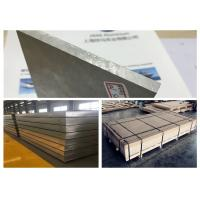 Quality Strong 5456 LF10 Marine Grade Aluminum Plate aluminum alloy 5456 h116 for sale