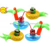 Buy cheap Swimming Pool Party Inflatable Drink Holder Fruits Flamingo Mini Cup Drink Holder product