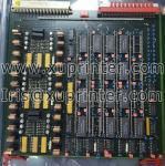 Quality Heidelberg MOT Board, 00.785.0370, 81.186.5315, Heidelberg offset press parts for sale
