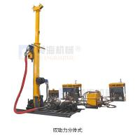 Quality Portable HYDX-2 Core Drill Rig Full Hydraulic Drilling Rig With 2500r / min Rotating Velocity for sale