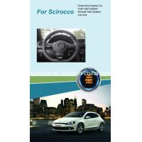 Quality Smart Key with Push Start & Remote Start System for Vw Volkswagen Scirocco for sale