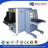 Quality High Penetration X Ray Baggage Scanner 43mm with 160kv generator for sale