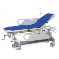 Quality 2 Functions Patient Transfer Stretcher Easy Cleaning Back Section Adjustable for sale
