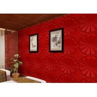 Quality Decorative Wall Paneling 3D Living Room Wallpaper for sale