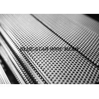 Quality Perforated Filter Stainless Steel Filter Wire Mesh High Temperature Resistance for sale